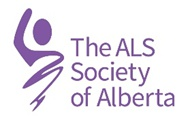 Working in partnership with the ALS Society of Alberta.