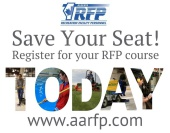 Click here to register for AARFP recreation training courses.