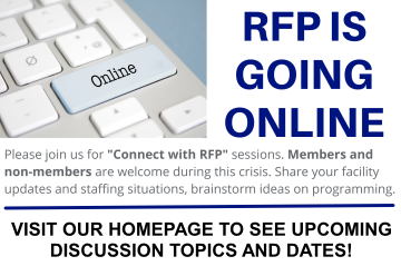 Go online to connect with RFP