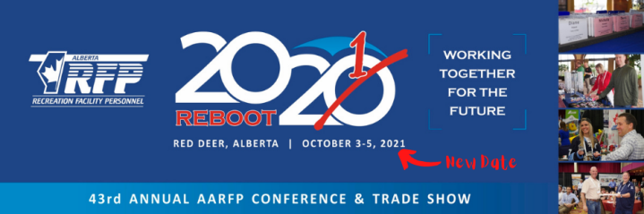The AARFP's Re-Connect AGM will be held in April 2021. Click here to register for the conference as a delegate, trade show exhibitor, or event sponsor.