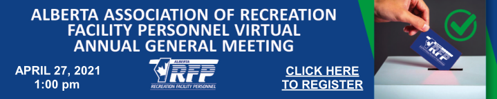 Click here to register for the Annual General Meeting of the AARFP.