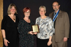 In 2018, the Instructor of the Year Award was presently posthumously to the Lloyd Smith family.